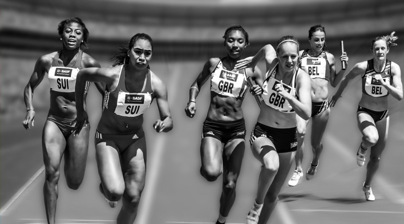Featured image relay race