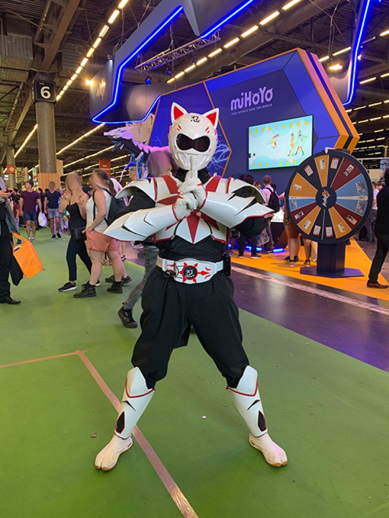 Igager japan Expo 2019